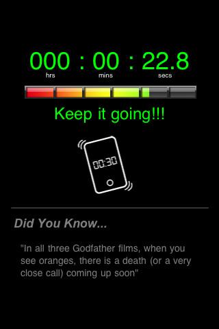 How Long Can You Twist It? iPhone Screenshot 3