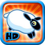 Leap Sheep! HD Review icon