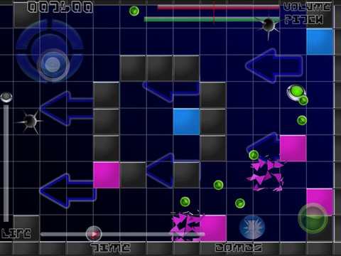 Break Beat HD Lite iPad Screenshot 1