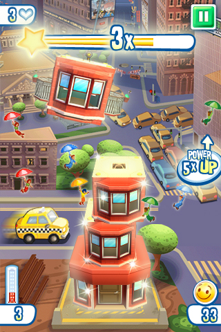 Tower Bloxx New York FREE free app screenshot 1