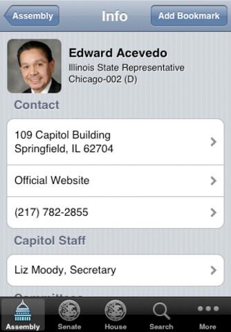 IllinoisPro iPhone Screenshot 1