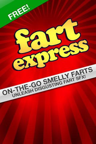 Fart Express Funny Prank free app screenshot 1