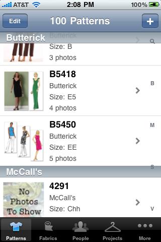 SewingKitLT free app screenshot 1