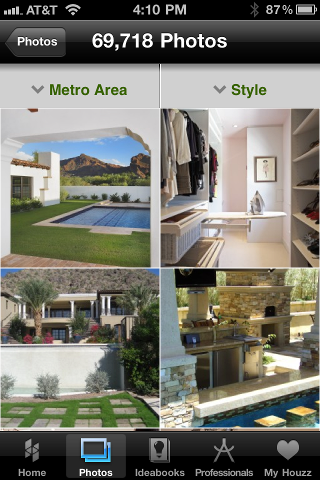 Houzz Interior Design Ideas App for Free - iphone/ipad/ipod touch