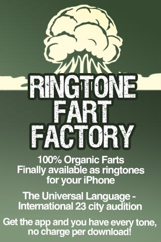 Free Fart Ringtones free app screenshot 1