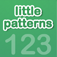 Learning Games - Little Patterns Numbers