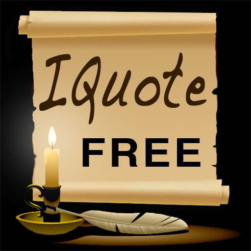 free IQuote 2.0 Free - World of Quotes iphone app