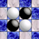 a Blue Classic Reversi