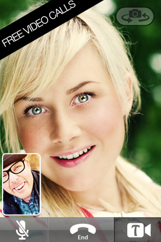 Tango Video Calls free app screenshot 1