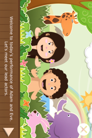 related pictures adam and eve and the garden of eden cartoon pictures