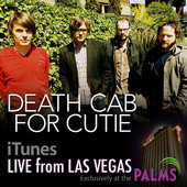Live from Las Vegas At the Palms - EP, Death Cab for Cutie