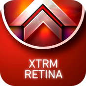 ultimate race XTRM Retina icon