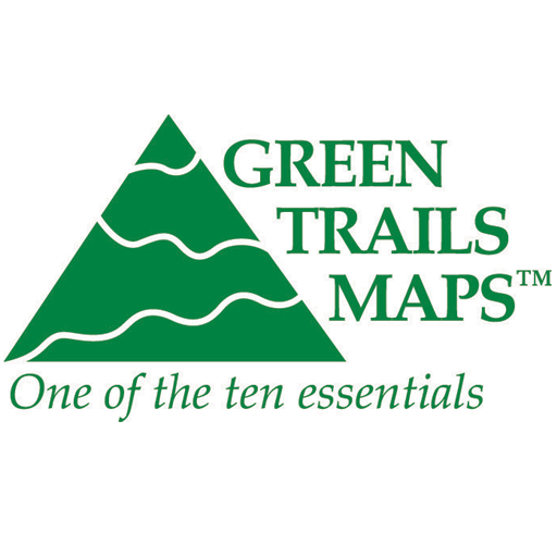 Green Trails Map WA OR Map Index