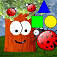 Ladybug Tree SHAPES - Kids bug catching and shape learning game