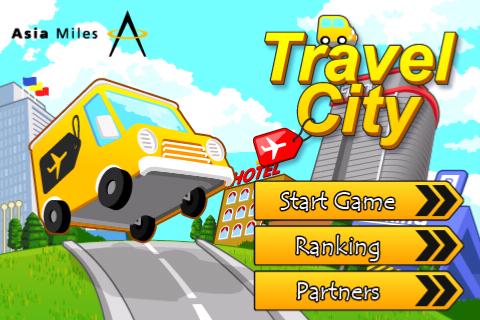 Travel City free app screenshot 1