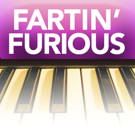 free Fartin' Furious  - fart piano iphone app