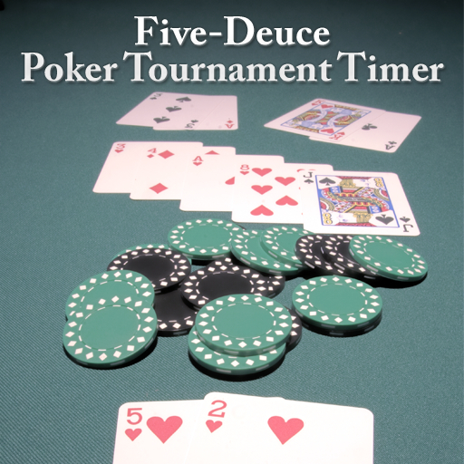 Five-Deuce Poker Tournament Timer
