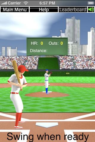 Home Run Derby Baseball