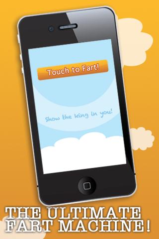 Fart!! free app screenshot 1