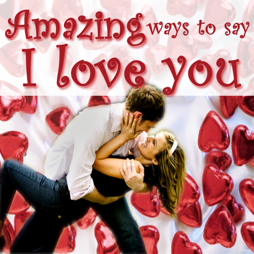 100+ ways to say I Love You