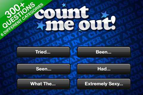 Count Me Out - Party Drinking Screenshots