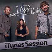 iTunes Session, Lady Antebellum