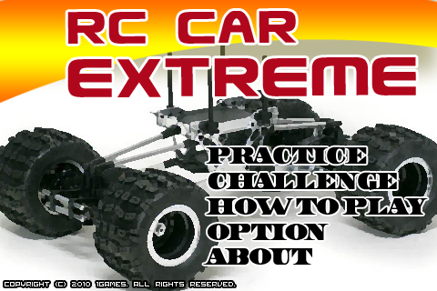 Controls RC Car FREE