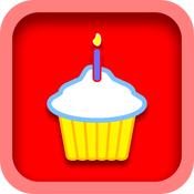 Birthdays Anniversaries & More for iPad icon
