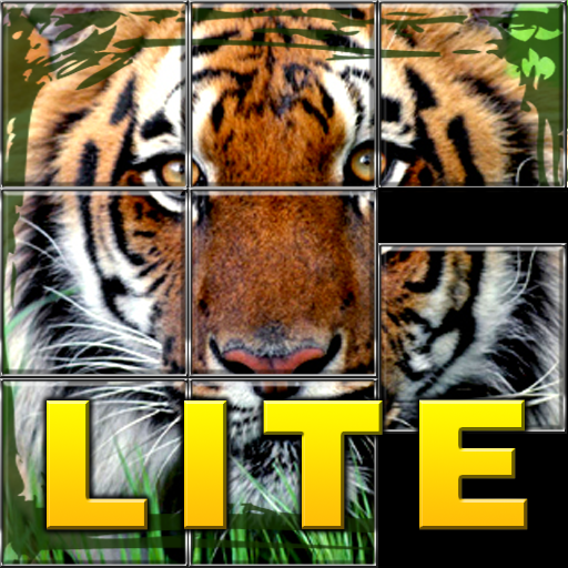 Animal Puzzle Lite (Play & Learn)