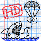 Parachute Panic HD icon