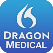 Dragon Medical Search icon