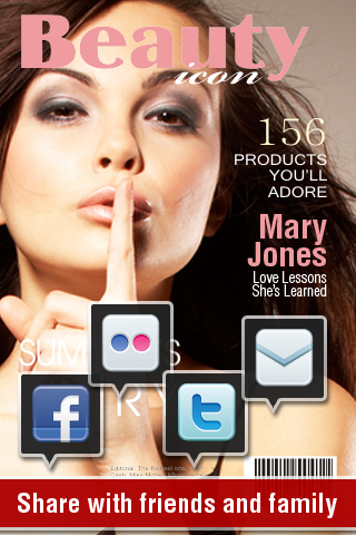 icover pro fake magazine cover maker by myw productions