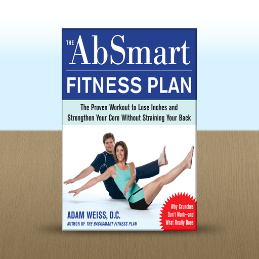 The AbSmart Fitness Plan by Adam  Weiss