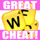 Word For Cheats Free - Cheat Words With Friends Finder App Cheat and Scrabble Cheater Games