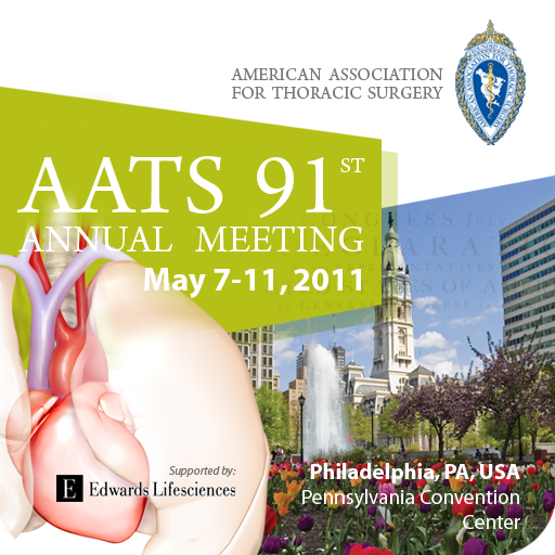 American Association for Thoracic Surgery 2011
