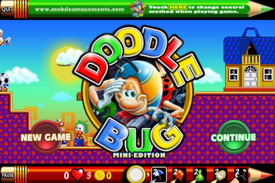 Doodlebug Mini Edition
