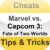 Cheats, Tips & Tricks for Marvel vs. Capcom 3: ... icon