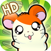 Hamtaro for iPad - Little Hamsters, Big Adventures icon