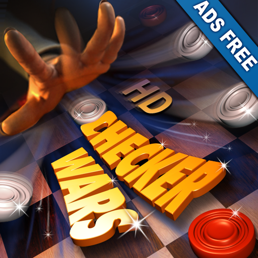 Checker Wars HD Ads Free