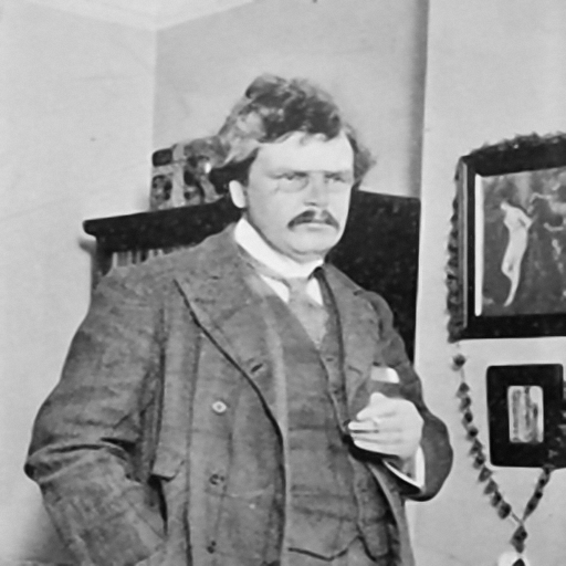 The Wild Knight and Other Poems, by Gilbert Keith Chesterton