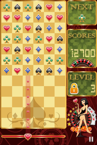 Poker Gems Screenshot