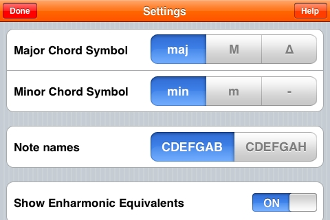 App Shopper: Reverse Chord Finder for Guitar ~ Inverse Chord ...