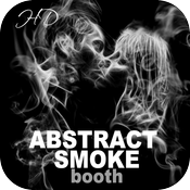 Abstract Smoke Booth HD icon