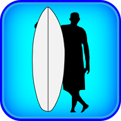 iSurfer - Surfing Coach for iPad icon