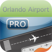 Orlando Airport Pro HD Flight Tracker icon