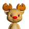 A Talking Baby Reindeer for iPhone - The Talking Apps & Game 2