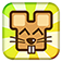 Hanimals Block Match free - one of the best sharp brain puzzle games - by Top Free Apps: Juizlab Best Free Games