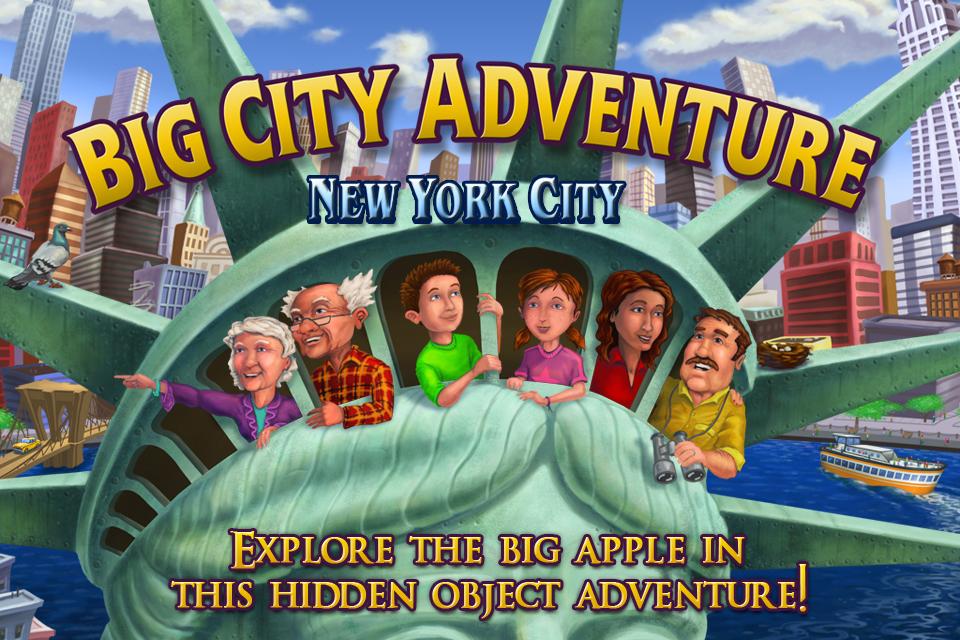 Big City Adventure: New York City (Full) screenshot 1