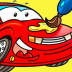 Color Mix HD (Cars) -- Kids Educational Coloring Book App - Paint & Draw coloring pages of vehicles while learning colors -- by A+ Kid's Apps & Educational Games