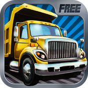 Kids Vehicles: City Trucks & Buses HD Lite for the iPad Free (dump truck, school bus, ambulance) icon